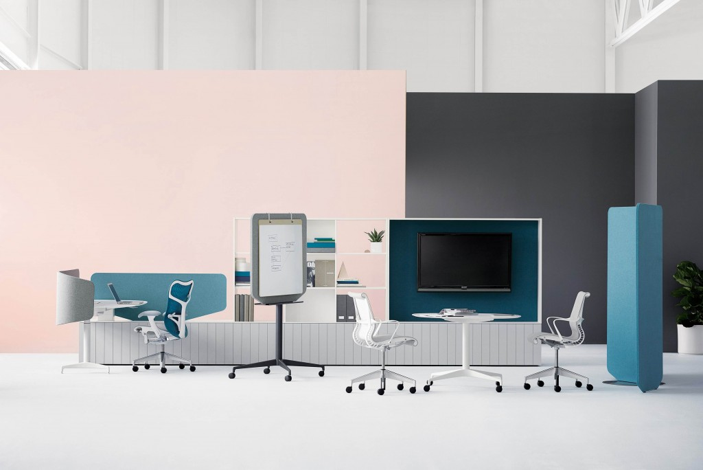 Living Office - Locale Herman Miller