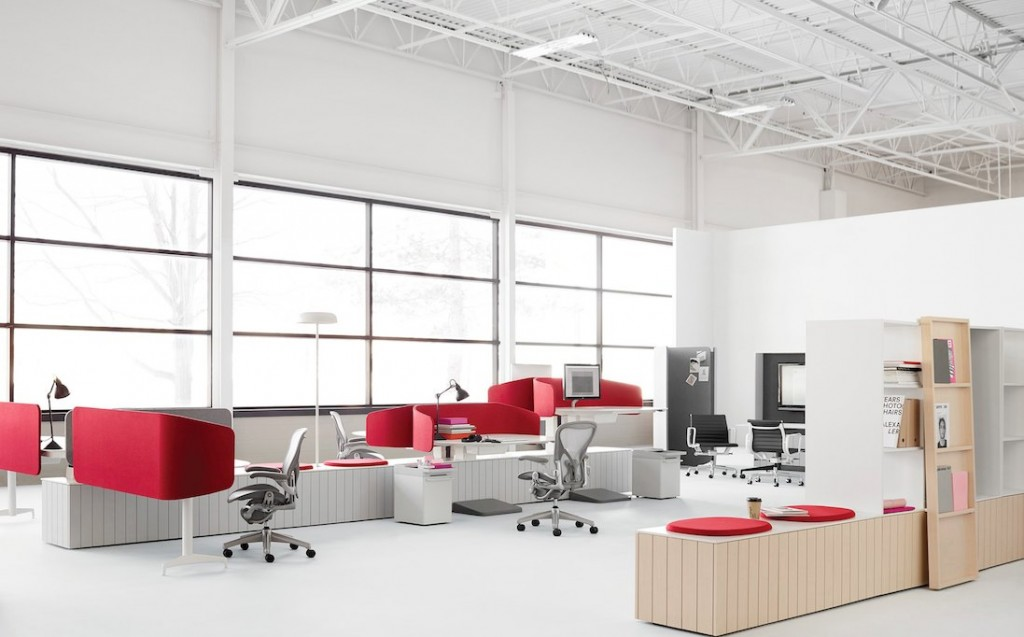 Living Office, Locale - Herman Miller