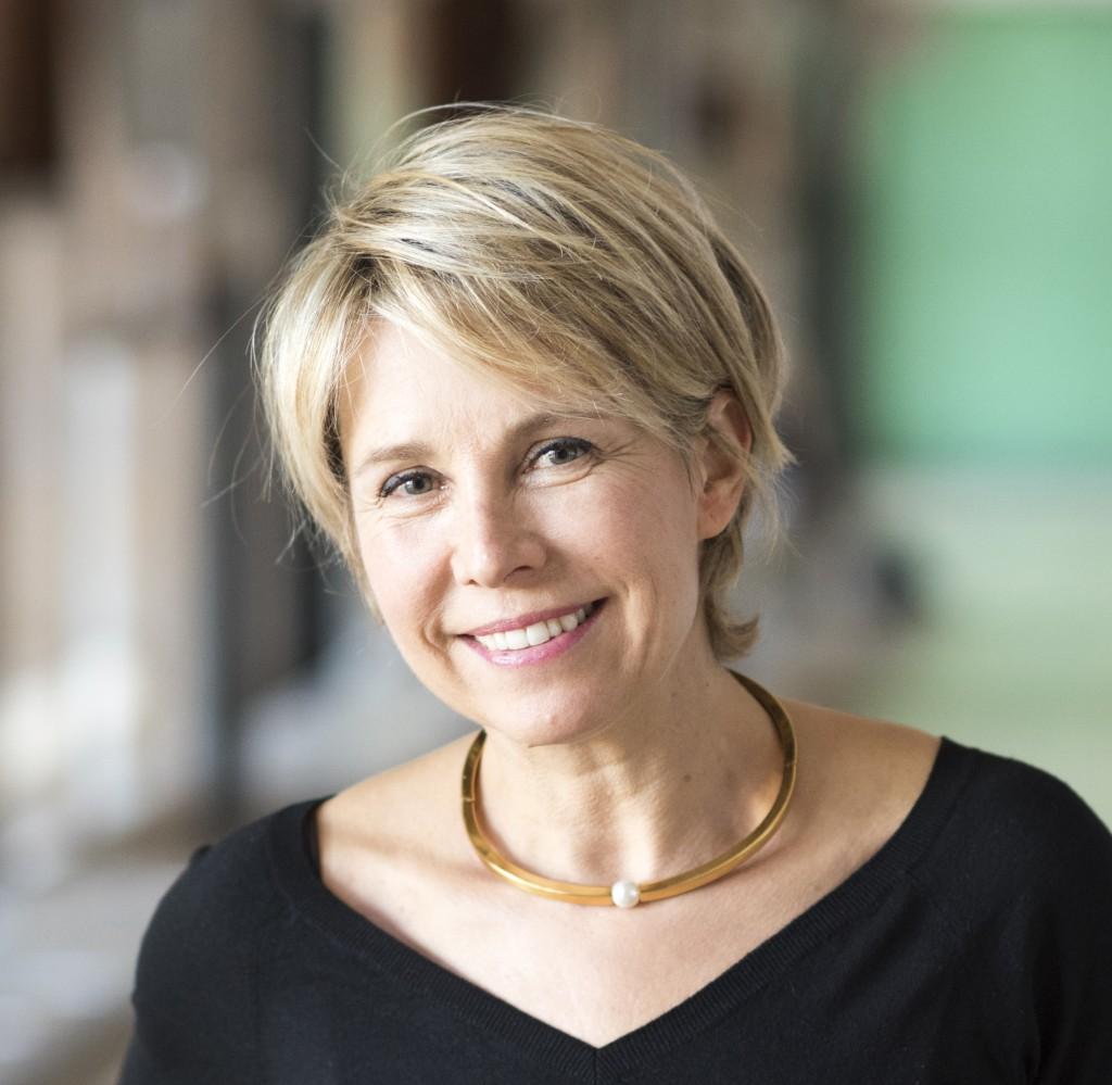 Corinne Vezzoni, lauréate du Prix de la femme architecte 2015