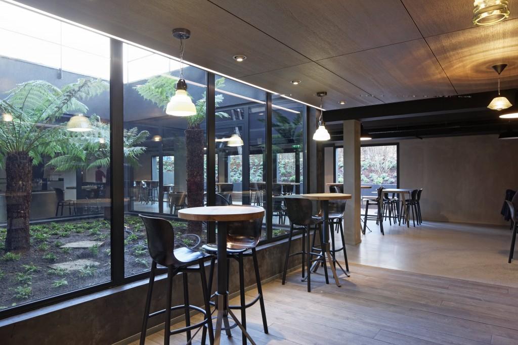 Le Vérone, caféteria © Vincent Fillon