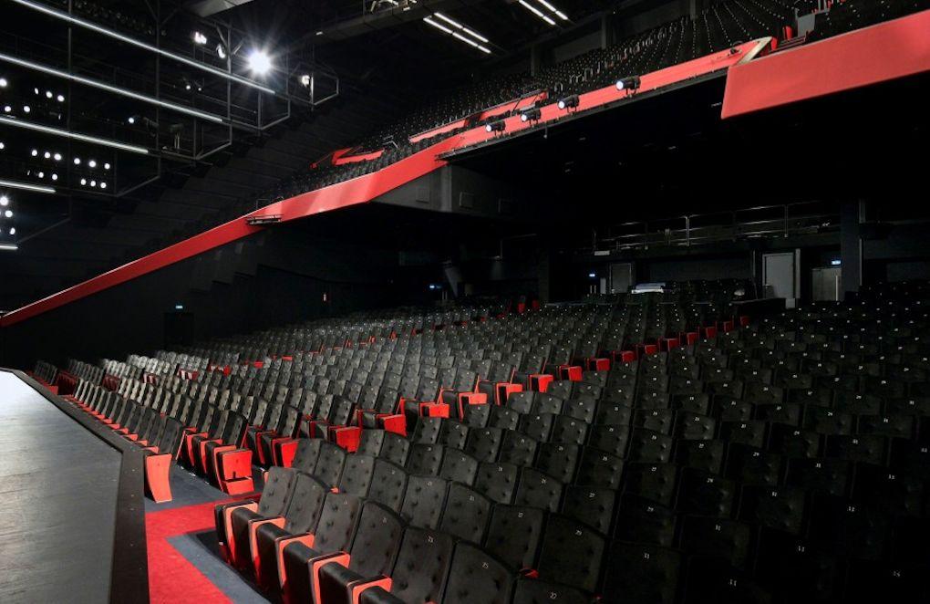 Auditorium Louis Lumière à Cannes