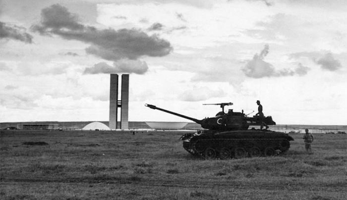 Tanks Brasilia