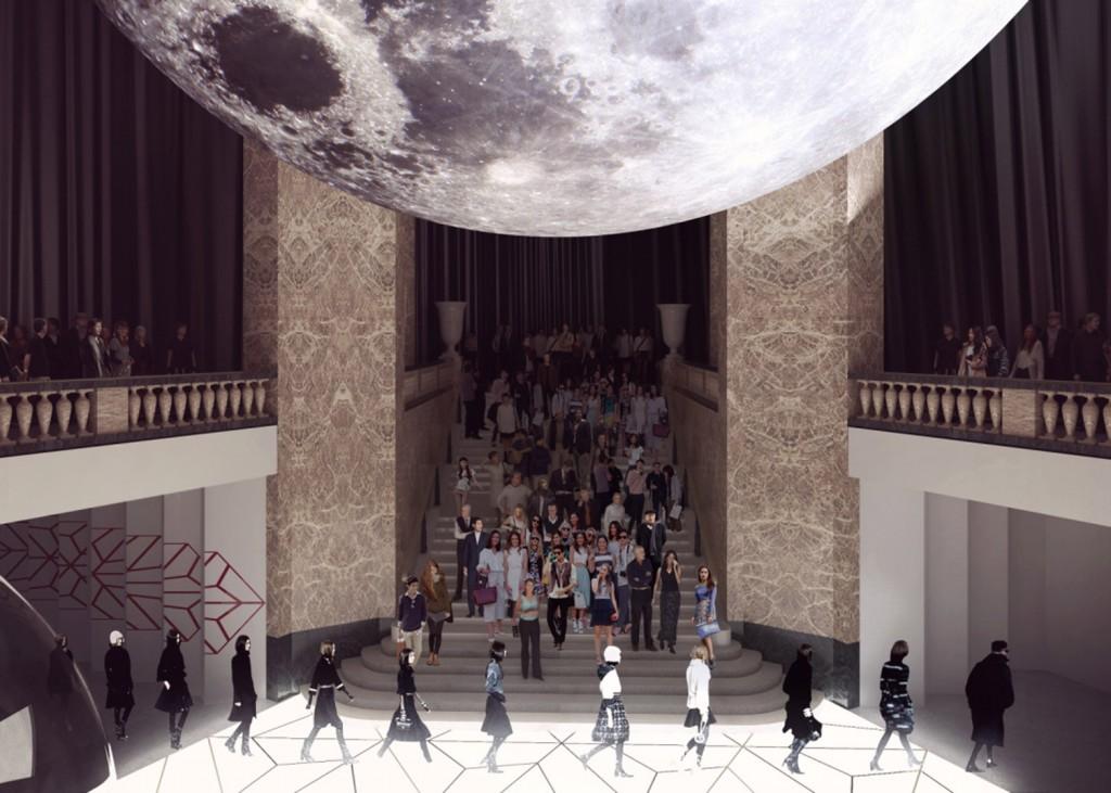 Le futur magasin des Galeries Lafayette sur les Champs-Elysées sera aménagé par l'agence BIG