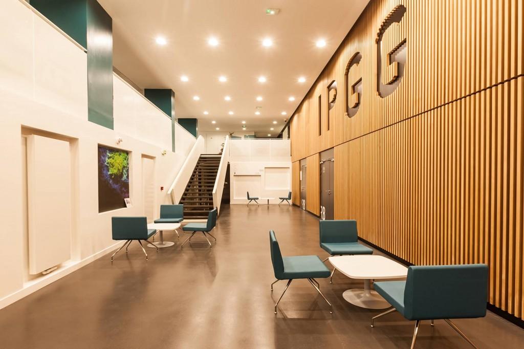 IPGG. Hall
