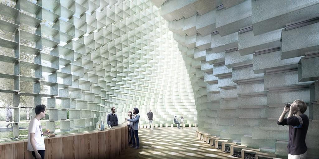 Pavillon 2016 - BIG