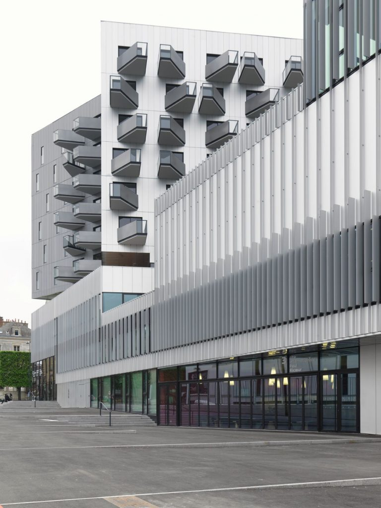 Hérault Arnod cité internationale rennes