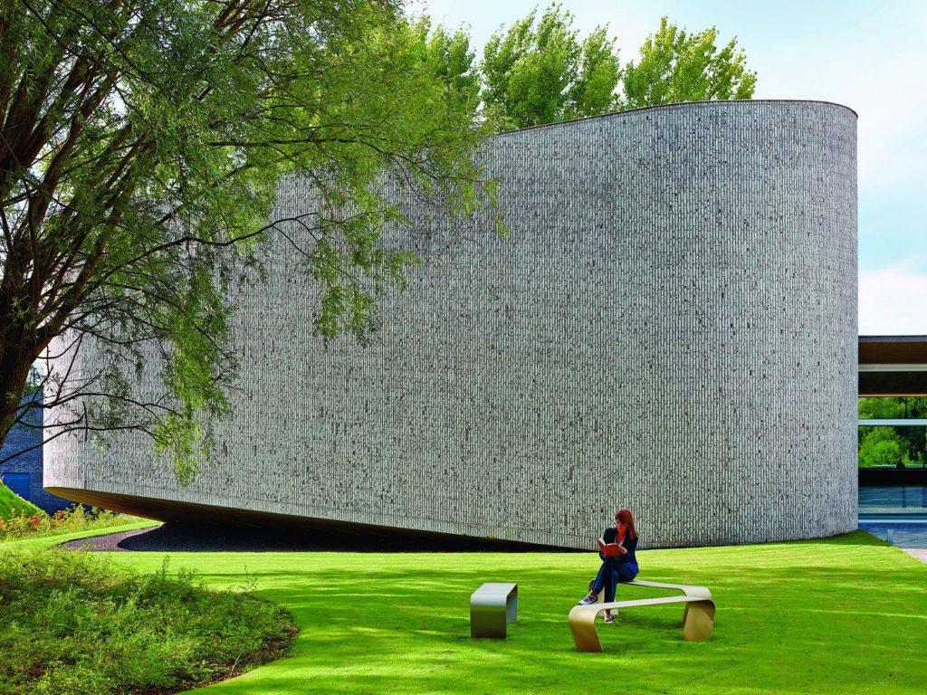 Brick Award_brique_terre cuite_Auditorium AZ_Dehullu