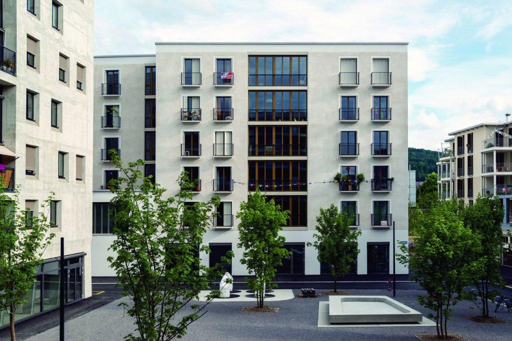 Brick Award_brique_terre cuite_Cluster House_Duplex