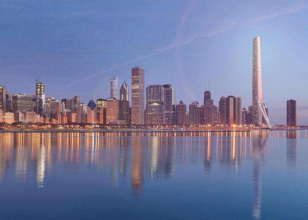 Gateway-Tower_Gensler_Chicago