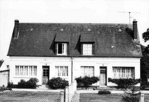 corbusier-Maison ouvrière Saint-Nicolas d'Aliermont
