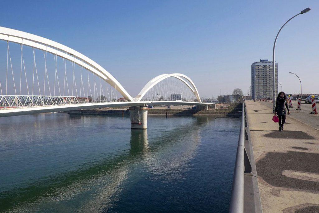pont rhin tramway strasbourg deux rives kehl
