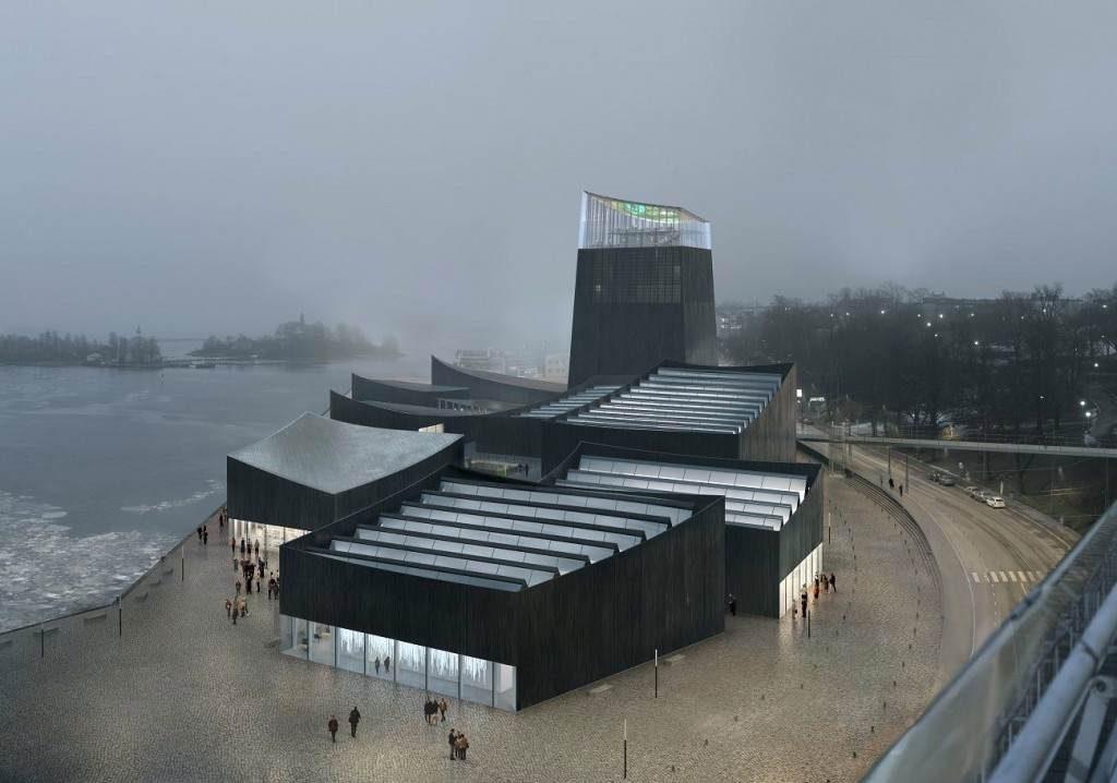 Guggenheim Helsinki Moreau Kusunoki