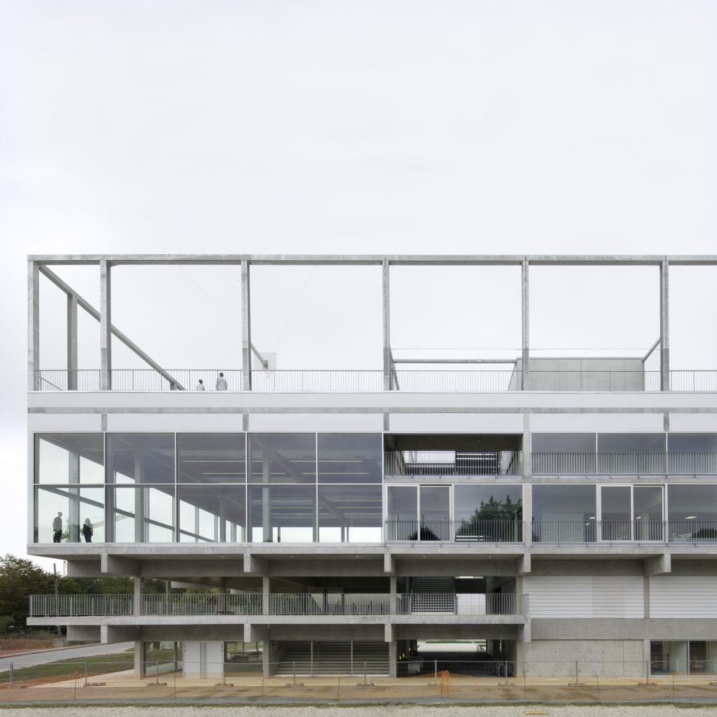 lieu de vie_paris-saclay_muoto architectes