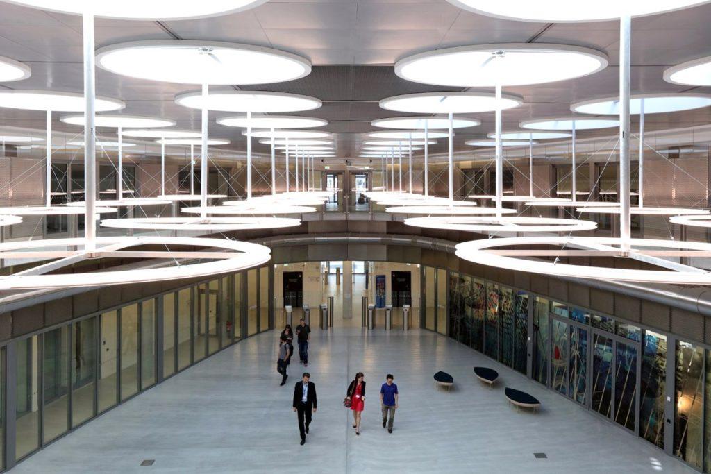 Centre de Recherche edf francis soler saclay