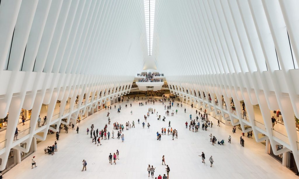calatrava_oculus_new york city mall