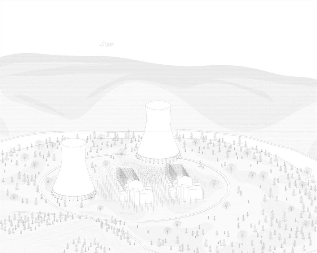 axo_monument-diplome-versailles-nucléaire_elodie artières-daphné catton