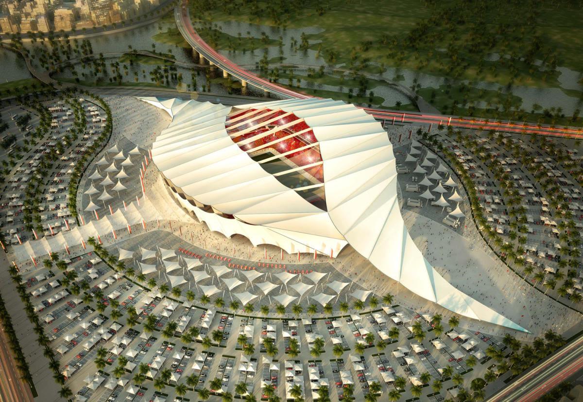 stade de la coupe du monde 2022
