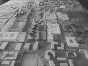 saclay-maquette-pierre veltz grand prix urbanisme