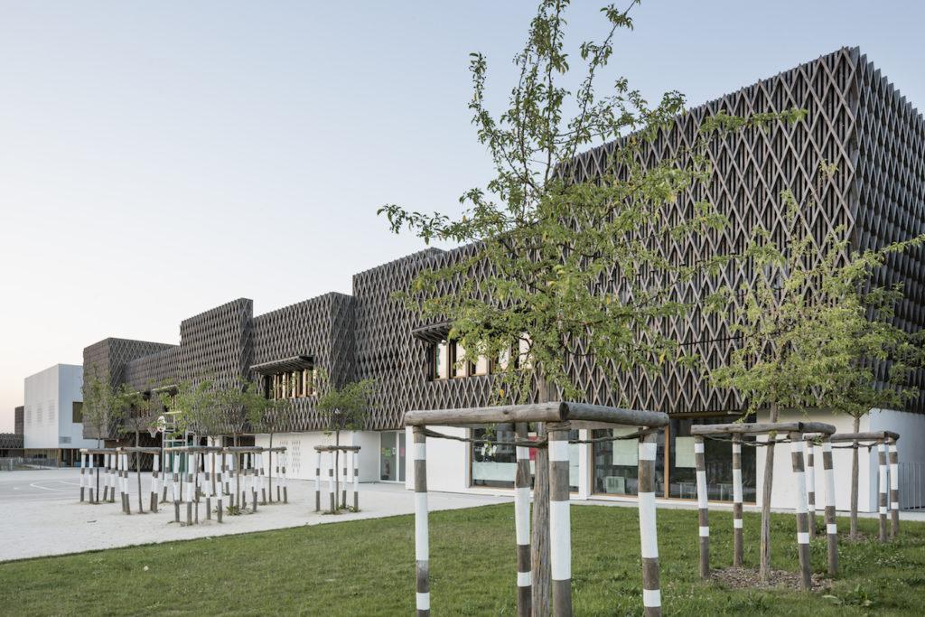 École Montevrain AAVP architectes Vincent Parreira