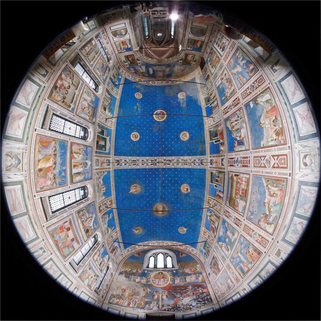 Scrovegni Chapel_giotto_iguzzini