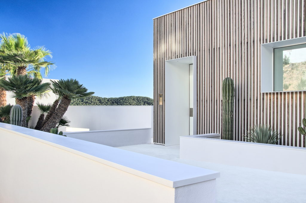 avonite solid surface façade