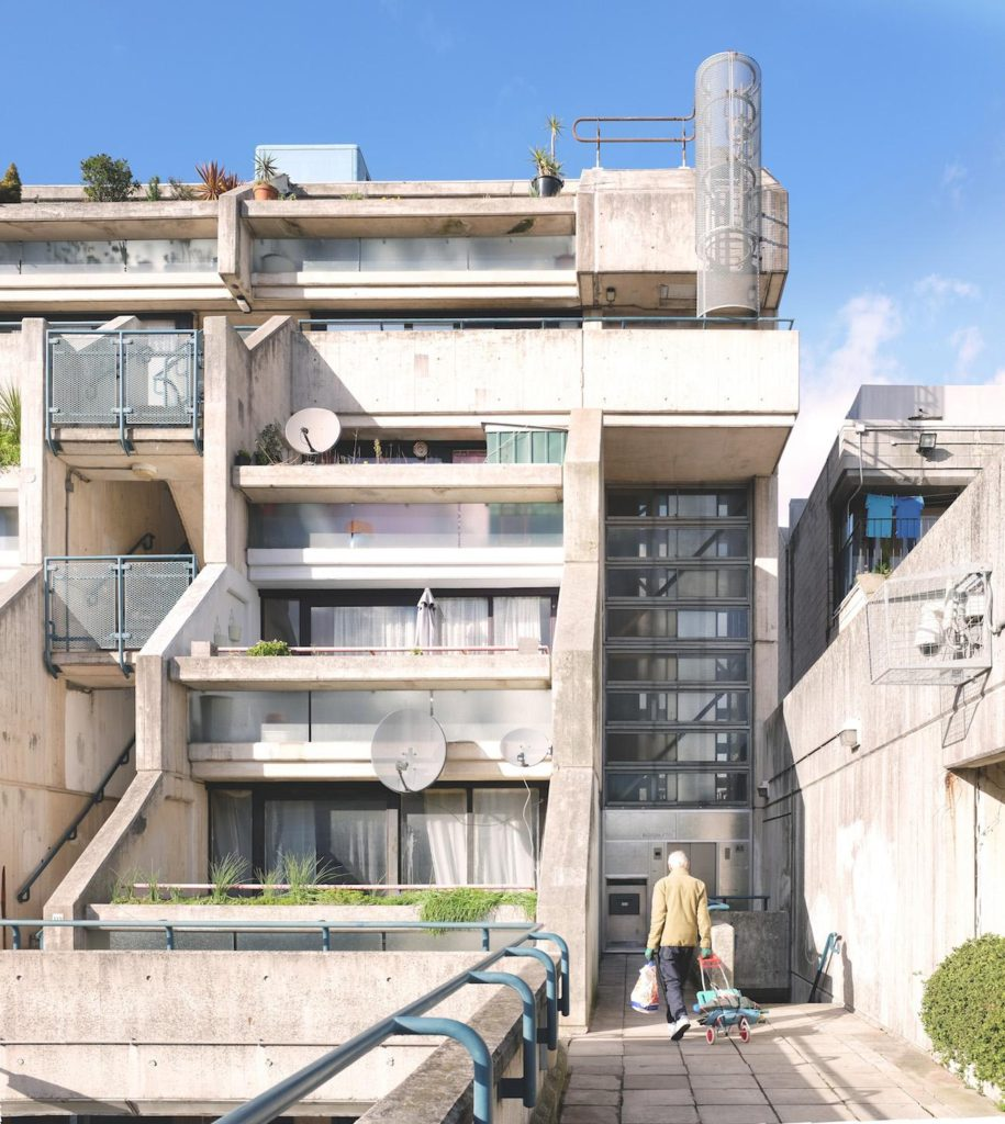 brutalisme London Borough of Camden Architect's Department