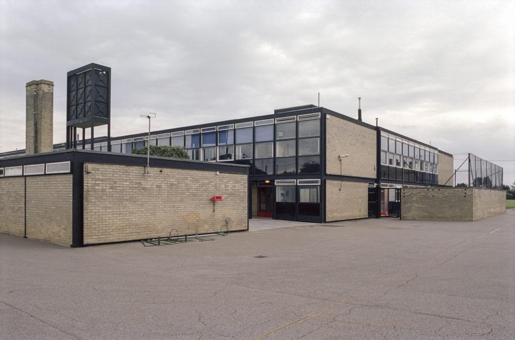 brutalisme Smithson Secondary Modern School