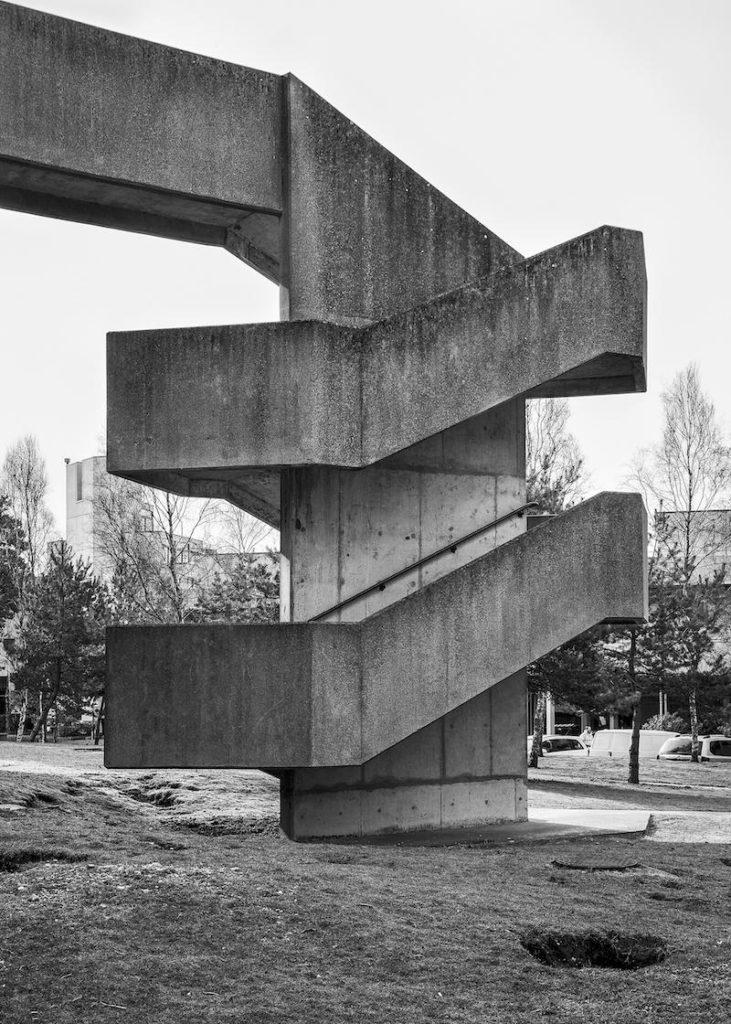 brutalisme Finding Brutalism University East Anglia