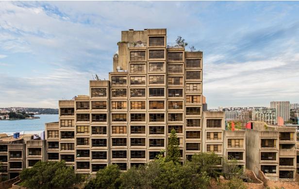 sirius building brutalisme sydney tao gofers
