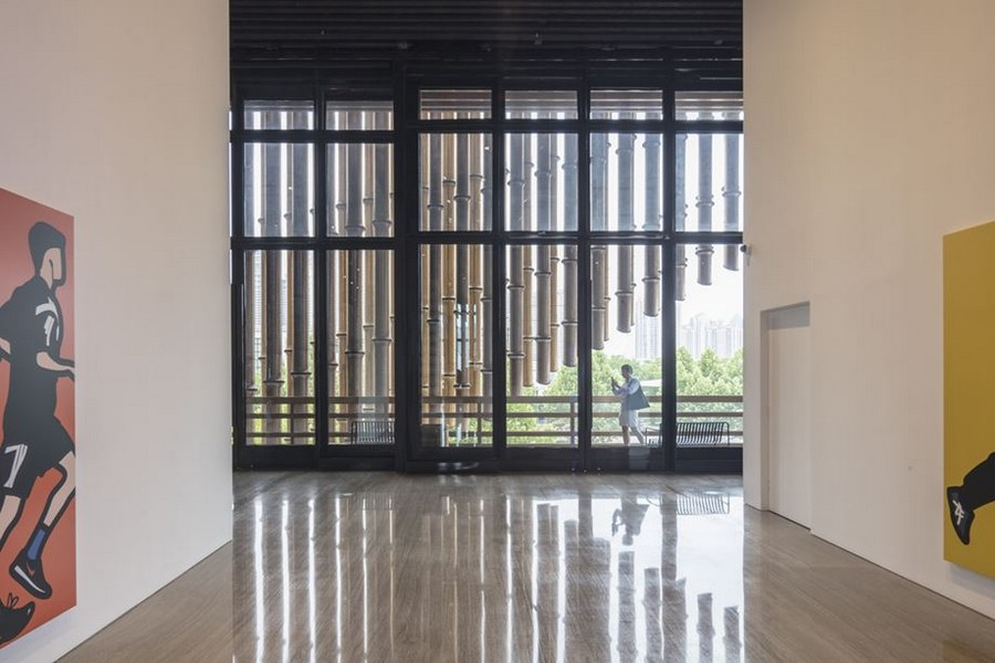 fosun_foundation_fondation_architecture_mouvante_shanghai_chine_foster_facade_intérieur