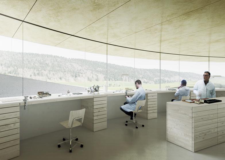 Bjarke__ingels_big_agence_danoise_musee_suisse_audemars_piguet_horlogerie_luxe_realisation_atelier