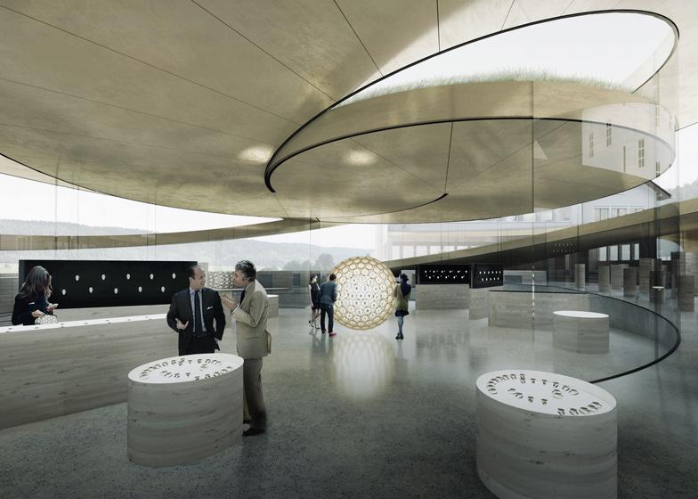Bjarke__ingels_big_agence_danoise_musee_suisse_audemars_piguet_horlogerie_luxe_realisation_interieur