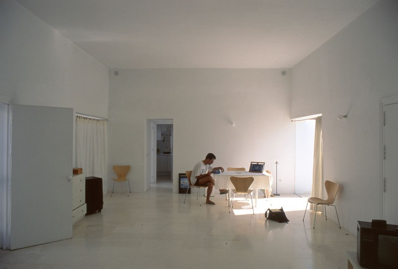 alberto_campo_baeza_maison_gaspar_espagne_cadix_minimalisme_blanc_tranche_de_vie