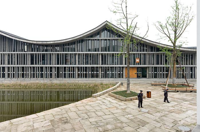 wang_shu_amateur_architecture_studio_campus_universitaire_hangzhou - Copie