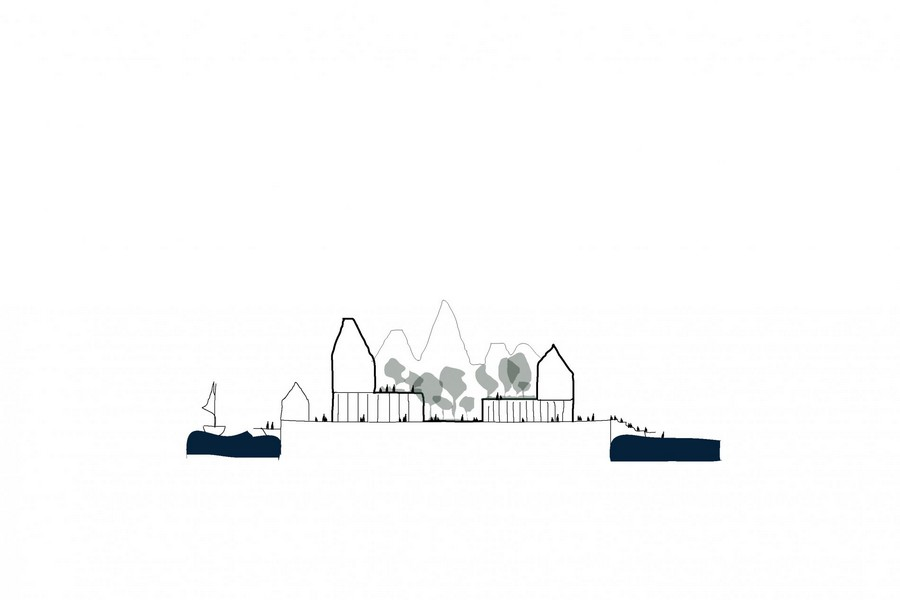 cobe_paper_island_copenhague_danemark_ile_schéma