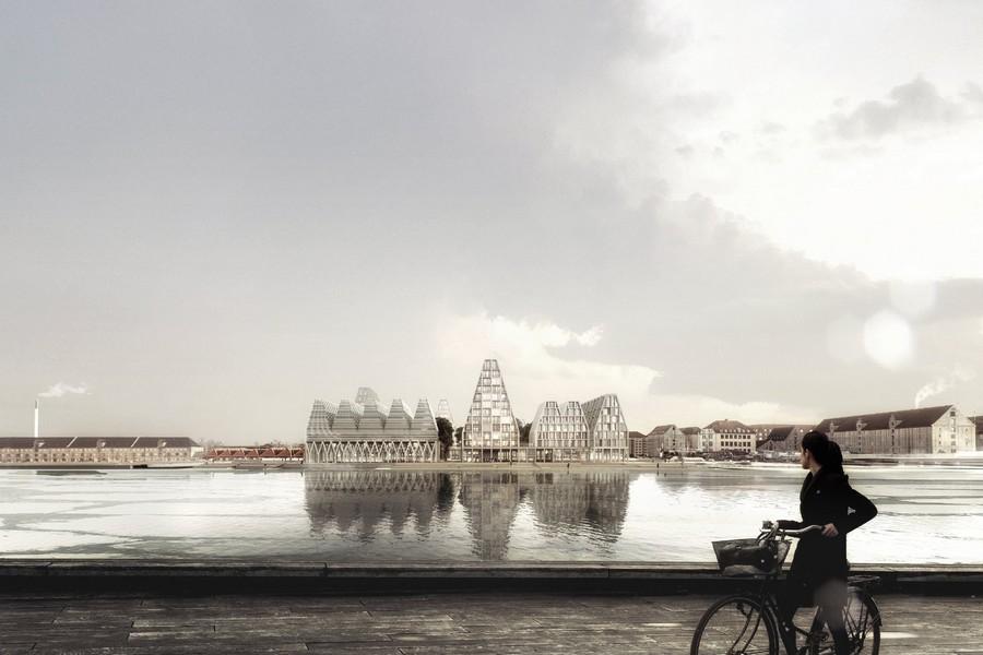 cobe_paper_island_copenhague_danemark_ile_vue_vélo